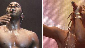 Heißes Oben Ohne-Battle: Jason Derulo vs. Madcon