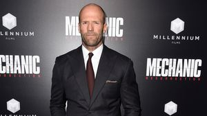 "Jason Statham bei der ""Mechanic: Resurrection""-Premiere in Hollywood"