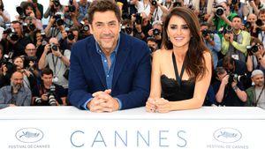 So verliebt! Penelope Cruz & Javier Bardem turteln in Cannes