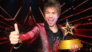Jay Oh ist Supertalent-Sieger 2015