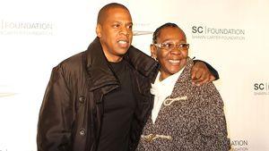 Jay-Zs Mutter Gloria: So outete sie sich vor ihrem Sohn