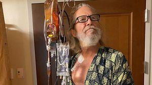 """Dankbarkeit"": So geht es Jeff Bridges nach Krebsdiagnose"