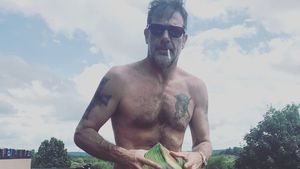 Hottie mit 52: Happy Birthday, Jeffrey Dean Morgan!