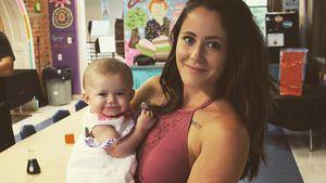 Kurz nach Geburt: Jenelle Evans Tochter hatte Gras im Blut