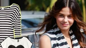 Step up-Star Jenna Dewan im trendy Star-Style