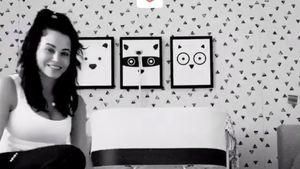 Mama-Leben: Jenna Dewan sportelt, während ihr Baby schläft