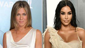 Jennifer Aniston und Kim Kardashian: Mega-Zoff wegen US-Wahl