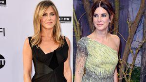 Gewusst? Jennifer Aniston & Sandra Bullock sind Freundinnen!