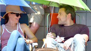 Trotz Scheidung: Jen Garner & Ben Affleck bei Family-Ausflug