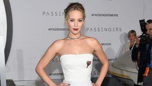 """Jennifer Lawrence auf der Premiere des Kinofilms """"Passengers"""" in Kalifornien"""