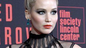 Der nächste Regisseur? Jennifer Lawrence in Kuschellaune!