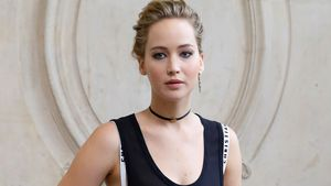 Jennifer Lawrence in Paris