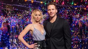 Wie Co-Star Chris Pratt: Jennifer Lawrence ist wieder Single