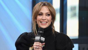 Jennifer Lopez im Build Studio in New York
