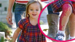 """Bodypainting"" bei Jennifer Garners Tochter (3)!"