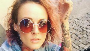 """Jennifer Weist, Leadsängerin der deutschen Rock-Band """"Jennifer Rostock"""""""