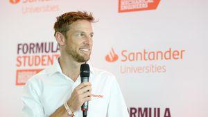 Ex-Formel-1-Star Jenson Button wird zum zweiten Mal Vater