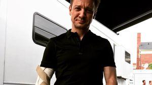 Übler Stunt-Unfall: Jeremy Renner bricht sich beide Arme!