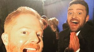 "J.T.-Double: ""Modern Family""-Star Jesse & Justin Timberlake!"