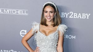Wegen Corona: Jessica Alba spendet drei Millionen Windeln