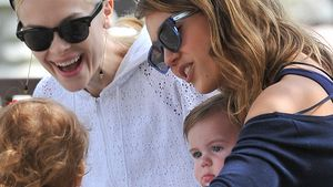 Jessica Alba & Jaime: Verkuppeln sie ihre Kleinen?