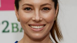 Jessica Biel auf der Baby2Baby Mother's Day Party