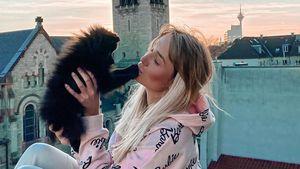 Jetzt Hundemama: Krempelt Jessica Fiorini ihr Leben um?