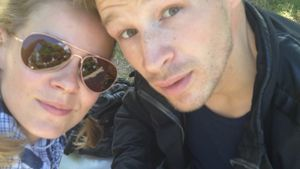 Jessica Ginkel und Oliver Bender
