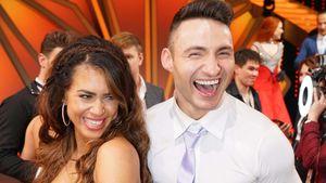 """Paar-Gerüchte: Das halten""""Let's Dance""""-Jessi & Robert davon!"""