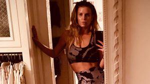 45 Kilogramm abgespeckt: Jessica Simpson zeigt ihre Muckis!