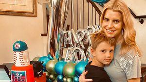 Rührende Zeilen: Jessica Simpsons Sohn wird sieben Jahre alt
