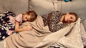 Jessica Simpson geschafft: Ihre Familie war zehn Tage krank!