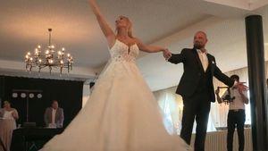 Kein Tanz-Fan: So hat Nik Hochzeitstanz mit Jessi gemeistert
