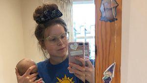 """""""Harry Potter""""-Star Jessie Cave besorgt: Ihr Baby hat Corona"""