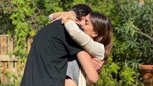 """""""Zwei Herzen werden eins"""": Yeliz knuddelt ihren Jimi Blue"""