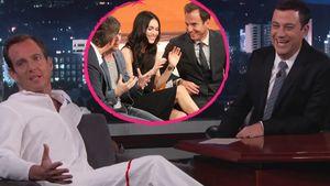 Jimmy Kimmel und Will Arnett