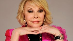 Joan Rivers auf dem Tribeca Film Festival, 2010