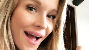 Mit 40 Jahren: Model Joanna Krupa erwartet ihr erstes Baby
