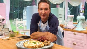 Dank Back-Show: Jochen Bendel kreierte eigene Hochzeitstorte
