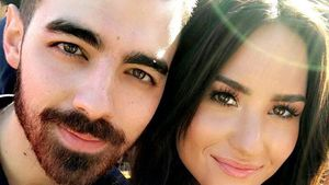 Joe Jonas und Demi Lovato
