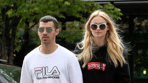 Joe Jonas meint's ernst: Sophie Turner hat sein Herz erobert