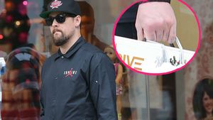 Ehering abgelegt: Scheidung bei Joel Madden & Nicole Richie?
