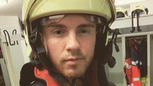 Nach Rettungsschwimmer-Kurs: Joey Heindle wird Feuerwehrmann