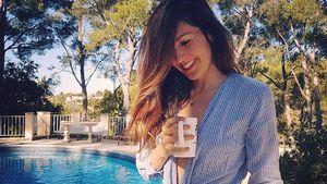 Johanna Klum: Von eigenem Nachwuchs in den Pool geschmissen?