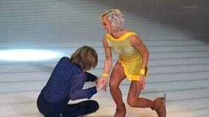 """Dancing on Ice""-Sturz: John Kelly musste ins Krankenhaus!"