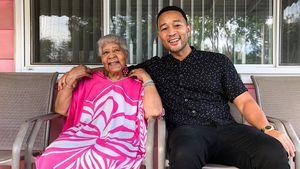 Sie wurde 91 Jahre: John Legend trauert um seine Großmutter