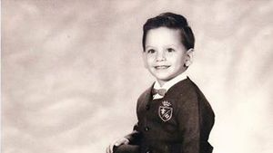 John Stamos als Kind