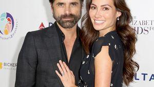 So happy: John Stamos' Verlobte lässt ihren Ring funkeln!