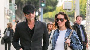 John Stamos & seine Caitlin: Kurz vor Hochzeit ausgeraubt!