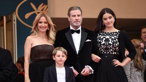 Nach Tod seiner Frau: John Travolta teilt Bild seiner Kids!